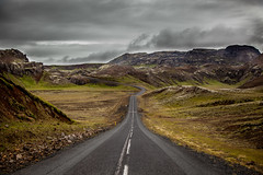 The Long Way Home (Nuzhat Aziz) Tags: iceland road landscape nature travel astounding spectacular loveiceland hcs