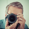 New lens, new avatar (Peter Jaspers) Tags: frompeterj© 2016 home olympus zuiko omd em10 124028 portrait selfie happy vintage 500x500 square