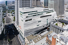 SFMOMA Re-imagined (Michael Layefsky) Tags: sfmoma museumofmodernart sanfrancisco california aerial photograph expansion transformation addition museum art