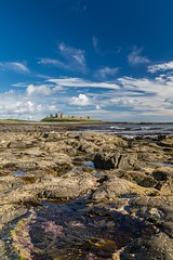Northumberland road trip Aug 2016_0140 (Mark Schofield @ JB Schofield) Tags: nationalpark north northumberland northumbria east england coast dunstanburgh castle tynemouth river tyne tees wear pier landscape canon 5dmk3 beach redcar