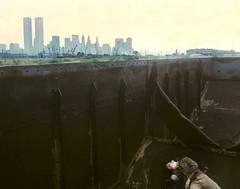 WTC 217 (stevensiegel260) Tags: worldtradecenter twintowers newyorkskyline manhattanskyline libertystatepark newjersey railroadcar