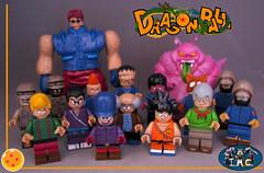 Dragon Ball (-iacopo / Minifigures / Custom-) Tags: goku lego minifig customminifig dragonball dragon italy redribbon army red z sfere sferedeldrago imc white
