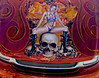 Eros and Thanatos [v.2] (shadowplay) Tags: lowrider carhood bakersfield chrome erosandthanatos