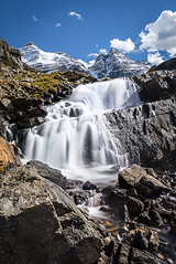 Victoria Falls (A O'Brien) Tags: victoriafalls waterfalls yoho canadianrockies mountains canada lakeoesa britishcolumbia