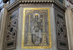 Mater Angli (Lawrence OP) Tags: westminster cathedral ambo opussectile ourladyofwalsingham blessedvirginmary jesuschrist