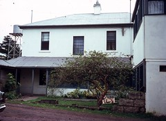 Portland measured drawing project May 1968 accommodation at Prospect Hotel- Butler 1960s 73 (Graeme Butler) Tags: school melbourneuniversity history heritage government design culture architecture melbourne victoria australia