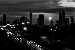 _MG_8790-2 (Thierry Roget) Tags: balneariocamboriu immeubles sunset balneario camboriu brésil brazil brasil pretobranco