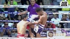 ศึกมวยดีวิถีไทยล่าสุด 3/5 แจ๊คสยาม แม็คจันดี Vs เรยา อั๋นสุขุมวิท MuayThai HD - YouTube