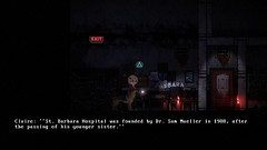 Claire_20160831140222 (arturous007) Tags: claire share playstation ps4 playstation4 pstore psn psvita sony horror survivalhorror dog hospital ghost hallucination nightmare claireextendedcut dynamiclighting realtimeshadows retrostyledgame pixel art teenagegirl constantnightmares dreamscape sickmother stress past present youngerself relivingmoments lonesurvivor inde indie indpendant anubis fear