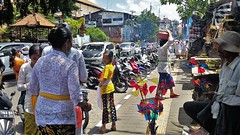 Desa Lan Puseh Temple (SqueakyMarmot) Tags: travel asia indonesia bali 2016 denpasar galungan gajahmadaroad puradesalanpuseh hindutemple streetphotography