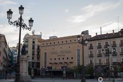 MADRID (gtmdreams) Tags: madrid espaa spain city skyline tower rascacielos torres ayuntamiento ciudad calles street alcala cibeles skyscraper