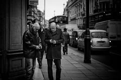 Skins (stephen cosh) Tags: life street city england people blackandwhite bw london sepia mono town candid streetphotography rangefinder reallife humancondition blackandwhitephotos 50mmsummilux blackwhitephotos leicam9 stephencosh leicammonochrom leicamm
