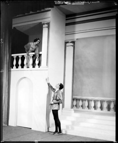thème mythe de l'amour-passion : Roméo et Juliette (3)