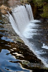 El peine (brunaita) Tags: madrid españa water río river waterfall spain agua wasser wasserfall fluss rascafría spanien cascada nikond600 nikon50f18g