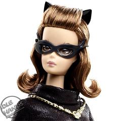 Toy Fair 2013 Mattel Barbie Classic TV Catwoman Barbie Doll 1 (IdleHandsBlog) Tags: toys dolls barbie batman mattel collectibles toyfair2013
