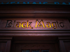 Black Magic (palimpsest*) Tags: latvia riga iso640 150secatf28 canonpowershots90 6225mm focallength856mm