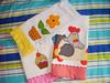 pano de pratos (Ana Carla_Fazendo Arte) Tags: flores frutas galinha cupcake patchwork cozinha