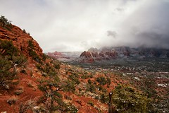 Sedona- Close and Far (TheTownSheriff) Tags: arizona sedona az redrocks