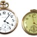 1028. Two Vintage Pocketwatches, Hamilton