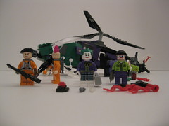 The Goons (obbes) Tags: city fight lego batman joker gotham