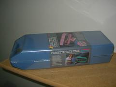 Dynasound Organizer Cassette Case (SlantedEnchanted) Tags: case organizer cassette dynasound