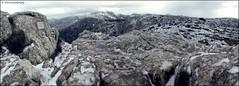 Cami de S´Arxiduc (Ecalveras) Tags: winter panorama naturaleza snow mountains trekking landscape nieve paisaje panoramic sierra invierno mallorca senderismo montañas baleares panorámica balearic tramuntana calveras