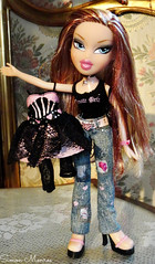 S.H. Lilee - 5th - Arrived (RomanticMoon) Tags: heart sweet valentine monroe edition collector bratz smon lilee