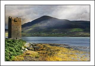 7650 Kildaunet Castle  Achill Island Co Mayo