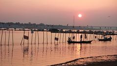 Evening at Ganga (RajivSinha Photography) Tags: