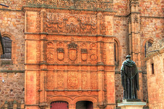 Universidad de Salamanca, Spain (ta92310) Tags: old city travel spain university unesco universidad salamanca hdr castileleon