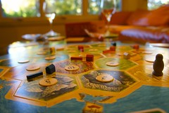 Settlers of Catan (AndersHolvickThomas) Tags: game board sony games settlers catan next5