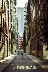 (Cris Valencia) Tags: urban newyork buildings alley streetphotography sigma nuevayork urbanphotography callejn 30mm