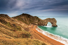Durdle Door,Dorset (Helminadia Ranford(New York)) Tags: travel england holiday seascape landscape dorset durdledoor