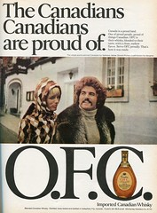 OFC Canadian Wiskey Advertising Newsweek Sept 28 1970 (SenseiAlan) Tags: advertising canadian 1970 newsweek wiskey ofc