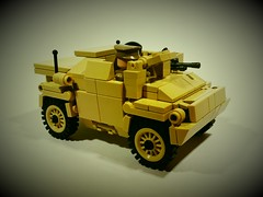 """Dingo"" scout car (Project Azazel) Tags: google lego mg pa ww2 vehicle ba dingo wwll googleimages brengun brickarms dingoscoutcar legomilitary ww2vehicles ww2lego legowwll projectazazel legomilitarymodel wwlllego legodingoscoutcar floridashoooter"