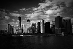 Once upon a time in New York.. (Suprabh Snehi) Tags: newyorkcity blackandwhite bw white ny newyork black water skyline architecture manhattan worldtradecenter newyorkskyline hudsonriver wtc 2012 newyorkcityskyline freedomtower newworldtradecenter newyorkimages newwtc newyorkcityblackwhite nycinbw oneworldtradecenter newyorkcityinblackandwhite nycinblackwhite newwtcunderconstruction newyorkcityinbw