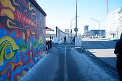 Berlin Wall (scottrocher) Tags: travel europe fujifilm x100 travellight fujix100
