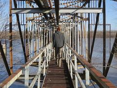 Bridge (pasa47) Tags: march stlouis mo missouri mississippiriver stl 2013 midmarch2013