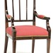 66. 19th Century Continental Regency Style Chair