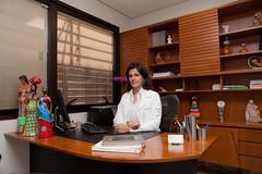 Dra. Maria Norma Salvador (Samuel Gê Fotografia) Tags: hospital sg encontro materdei diretoria samuelgê 200712 revistaencontro dranormasalvaddor enc135colaltaroda200712sg saladiretoria