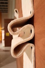 Installation_module-II (Hope Ginsburg) Tags: wool felt doha vcuq tasmeem