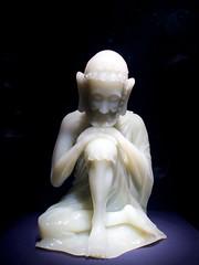 The Buddha Shakyamuni as an ascetic (Seor Danimal) Tags: sanfrancisco olympus buddah omd em5 asianartmuseumsf sigma19mmf28exdn
