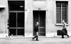 between us (enki22) Tags: street two urban white black us candid enki22 ldlnoir