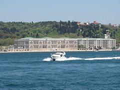 raan Palace (Alexanyan) Tags: family blue sea turkey hotel trkiye istanbul palace architect trkei empire ottoman turkish marmara armenian constantinople balyan