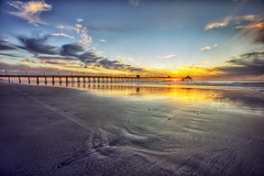 Imperial Beach, California (x-ray tech) Tags: california trip winter sunset sea vacation sky sun seascape detail texture beach water glass weather stone clouds composition landscape mexico pier interestingness cool nice interesting twilight sand scenery exposure flickr surf waves sandiego superb wind dusk vibrant ripple air awesome iii tide horizon tripod radiance salt scenic atmosphere wideangle pebbles sharp explore pacificocean coastal filter level crossprocessing multiple coastline tijuana capture westcoast seashore hdr highdynamicrange imperialbeach coronadoislands photomatix 1635l bracketed ef1635mmf28l traveldestination niksoftware canoneos5dmarkii adobephotoshopcs5
