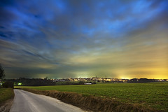 (Andreas Reinhold) Tags: road longexposure night golf path ratingen golfclub mettmann grevesmhlen andreasreinhold grevesmhle