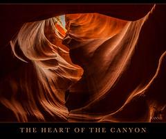 The Heart of ….Upper Antelope Canyon.. (jeannie'spix) Tags: bravo ngc slotcanyon upperantelopecanyon slotbest
