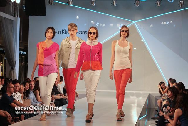 fashion models calvinkleinjeans ckjeans spring2013