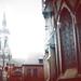Belgique : Tournai, cathèdrale Notre-Dame de Tournai et Beffroi.