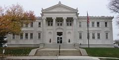 Carnegie Library (Sedalia, Missouri) (courthouselover) Tags: libraries mo missouri sedalia pettiscounty carnegielibraries